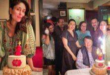 Kareena Kapoor Khan Celebrate Her 40th Birthday