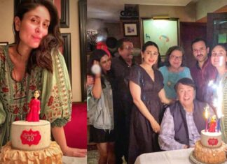 Kareena Kapoor Khan Celebrate Her 40th Birthday