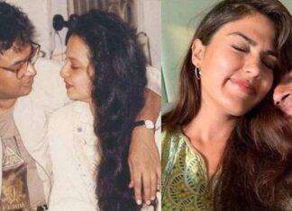 Media Call Rhea Chakraborty Vamp