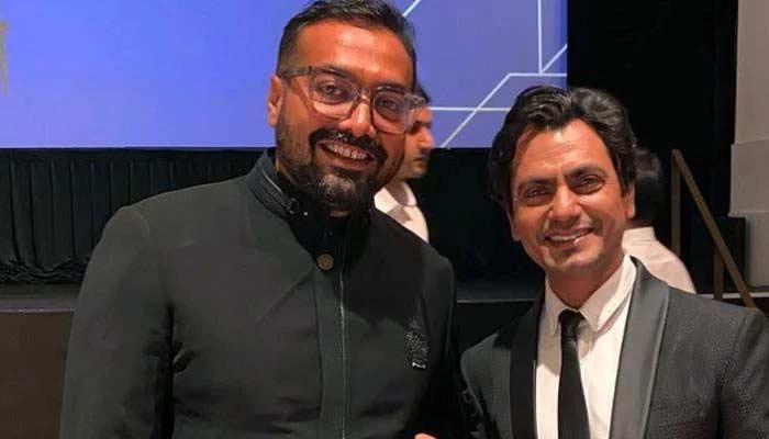Nawazuddin Siddiqui And Anurag Kashyap Are Friends