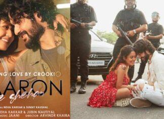 Neha Kakkar And Sunny Kaushal Song Taaron Ke Shehar Released