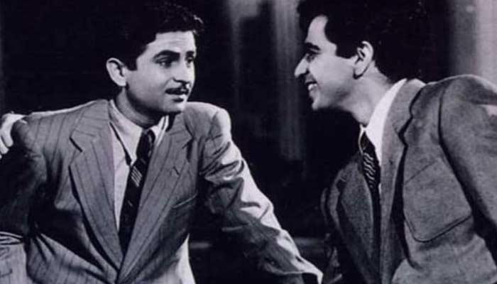 Raj Kapoor And Dilip Kumar house