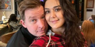 Preity Zinta Share Video After Home Quarantine