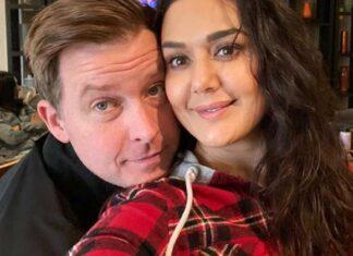 Preity Zinta Share Video After Home Quarantine