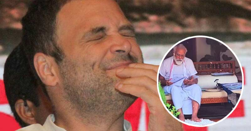 Rahul Gandhi Attack On PM Narendra Modi