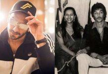 Ranveer Singh Celebrating His Parents Wedding Anniversary