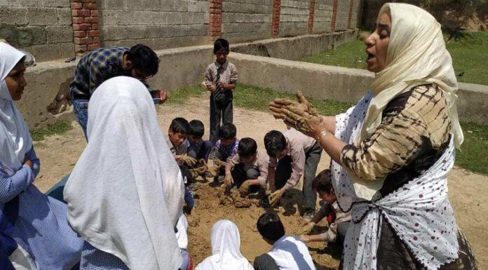 Ruhi Sultana Selected For National Teacher Award