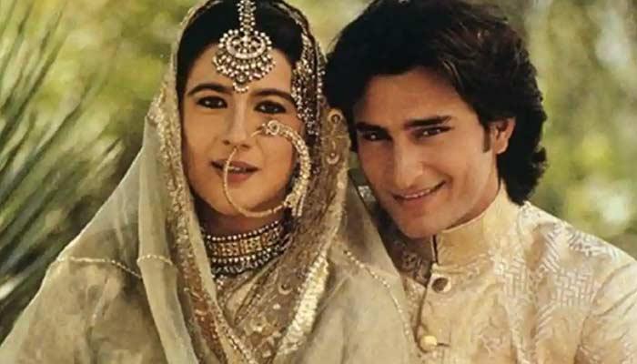 Saif Ali Khan Or Amrita Singh- Expensive Divorces Of Bollywood