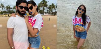 Sara Ali Khan Share Photos On Social Media