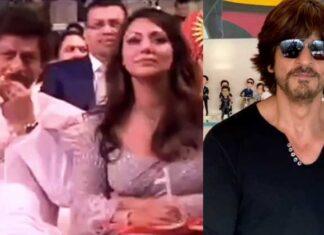 Shah Rukh Khan Playing Flute Viral Video