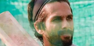 Shahid Kapoor Movie Jersey