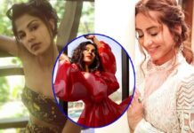 Shibani Dandekar Supporting Rhea Chakraborty
