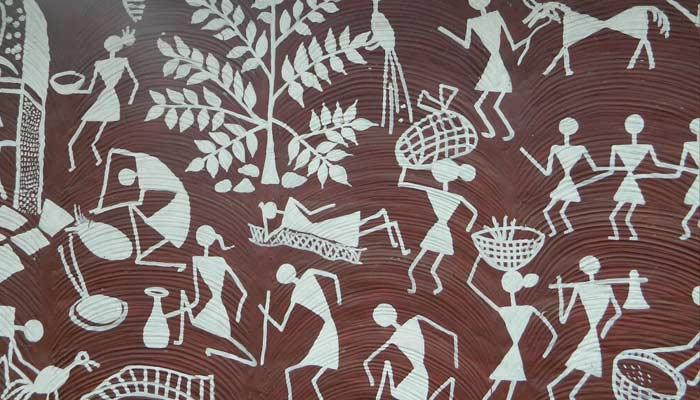 Silvassa Warli Painting -Best Things To Buy In India