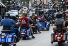 Sturgis Motorcycle Rally Spread Coronavirus