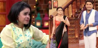 Sumona Chakravarti Complaints To Kapil Sharma