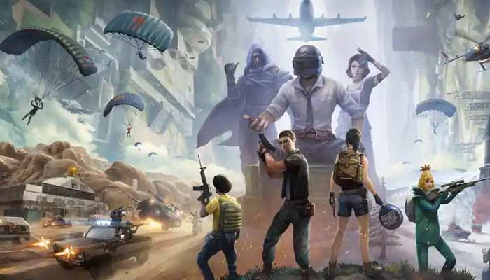 Tencent Game PUBG Mobile Franchise