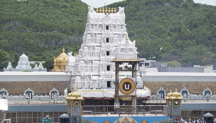 50 Crores Demonetized Notes Donated To Tirupati Balaji Temple