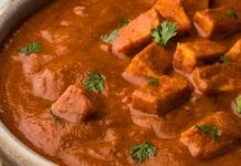 Paneer Tomato Gravy Recipe In Hindi