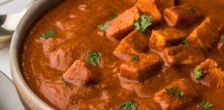 Paneer Tomato Gravy Recipe In Hindi