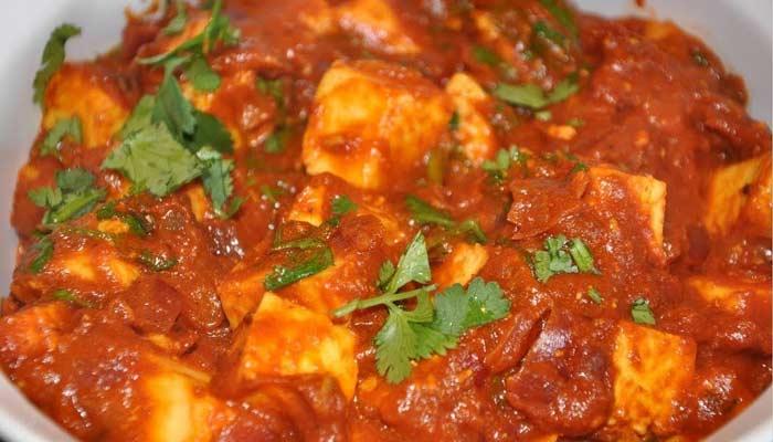 Paneer Tomato Gravy Recipe