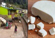 Uttarakhand Ration Libelli Paneer Village