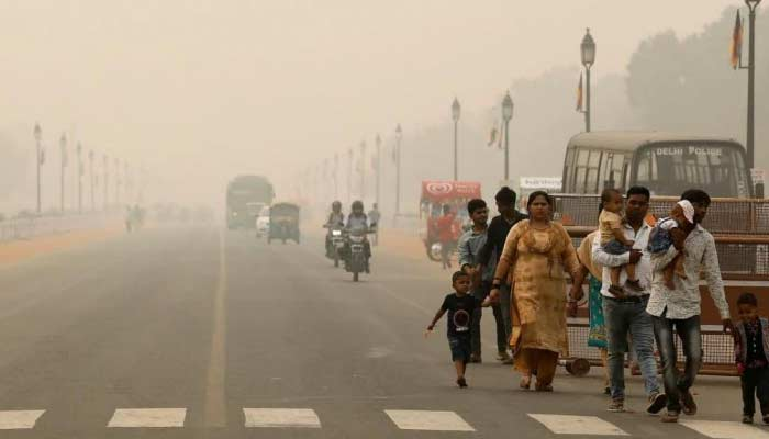 Advisory For People Delhi Air Pollution