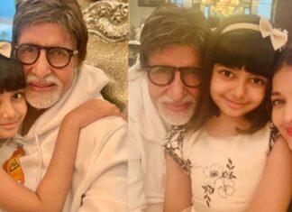 Aishwarya Rai Bachchan Wishes Amitabh Bachchan
