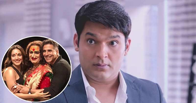 Akshay Kumar Accuses Kapil Sharma