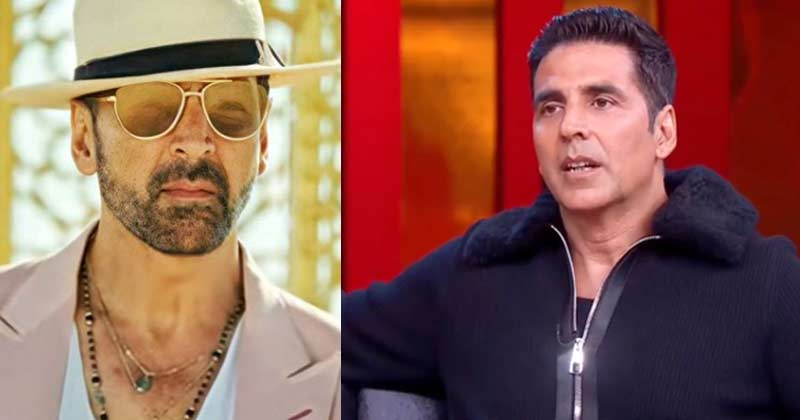 Akshay Kumar Reveals His Habit