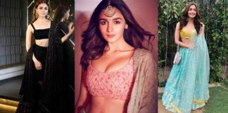 Alia Bhatt Wedding Looks