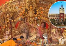 All Durga Puja Pandal Declared No Entry Zone