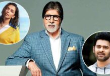 Amitabh Bachchan, Deepika Padukone And Prabhas Movie