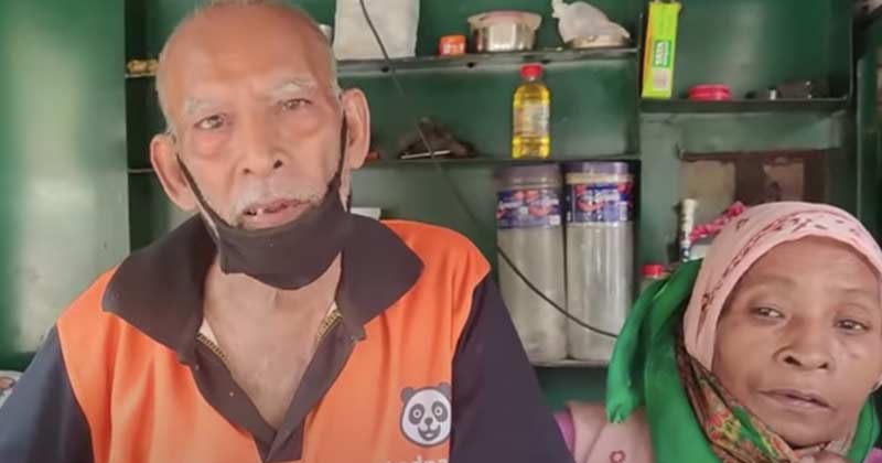 Baba Ka Dhaba Video Goes Viral