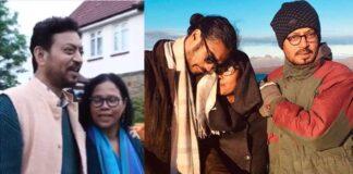 Babil Shared Irrfan Khan Throwback Viral Video
