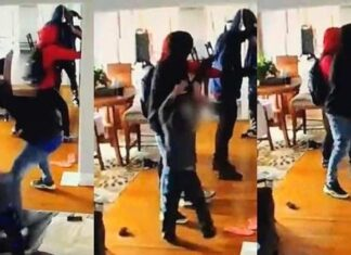 Boy Fights Robbers Viral Video