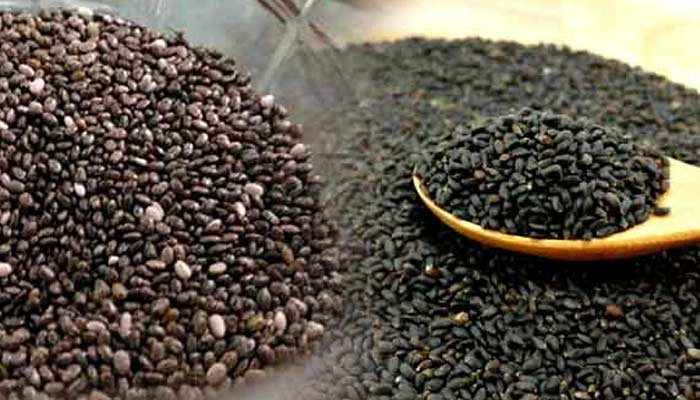 Chia And Sabja Seeds For Weight Loss
