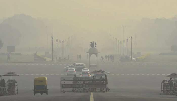 Delhi Air Pollution Quality