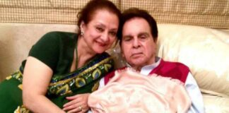 Dilip Kumar Write Message For Saira Banu Goes Viral