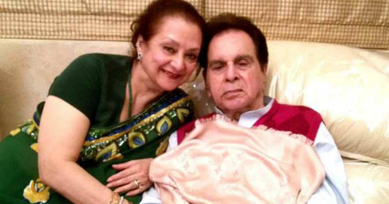 Dilip Kumar Write Message For Saira Banu Goes Viral