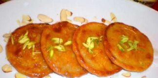 Falahari Malpua Recipe In Hindi