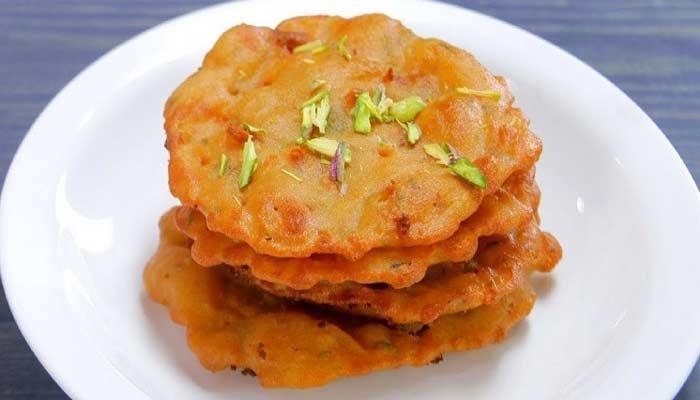 Falahari Malpua Recipe