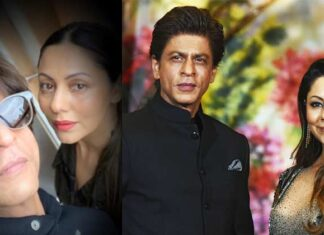 Gauri Khan Brother Target Shah Rukh Khan