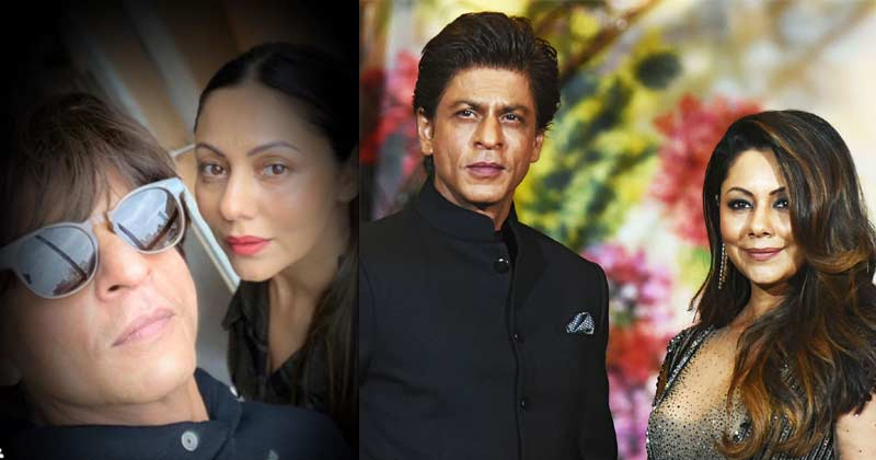 Gauri Khan Brother Target Shah Rukh Khan
