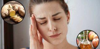 Home Remedies For Headache