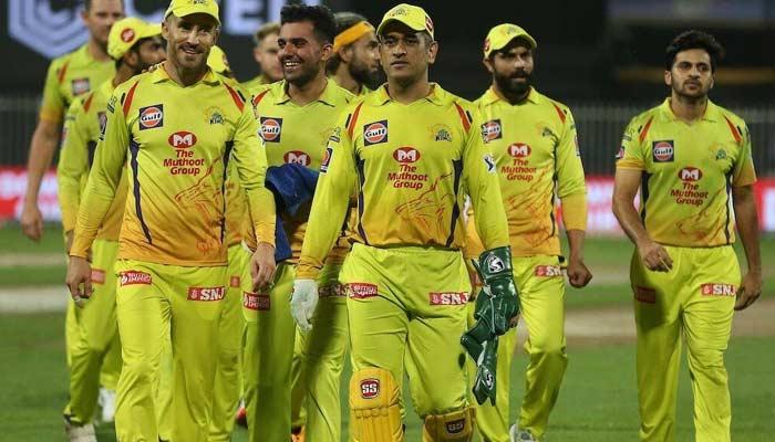 IPL 2020 Chennai Super Kings