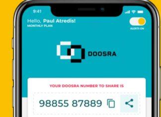 Indian Startup Launch Doosra App