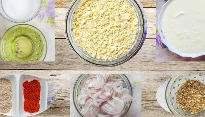Ingredients For Aloo Ki Kadhi