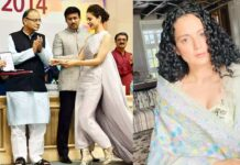 Kangana Ranaut Tweet On Returning Award