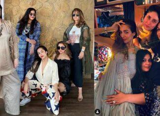 Kareena Kapoor Khan Wishes Mallika Bhatt Birthday