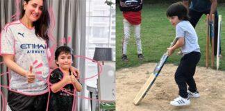 Kareena Kapoor Share Pictures Of Taimur Ali Khan